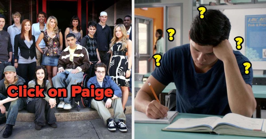 "There Are Over 100 ""Degrassi"" Characters And I'll Be Impressed If You Can Identify Just 30"
