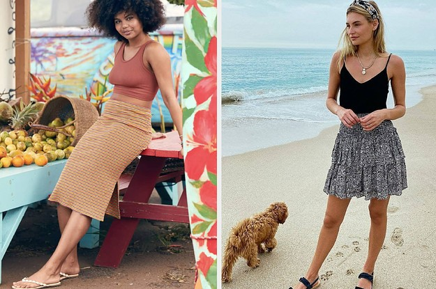 31 Skirts That May Make You Never Want To Wear Pants Again