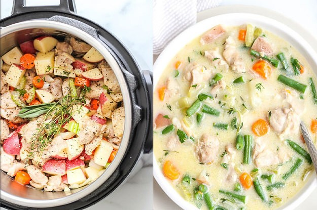28 Fall Comfort Foods You Can Make In An Instant Pot