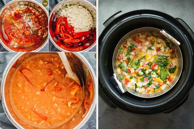 200+ Instant Pot Recipes If You're Not Sure What To Make
