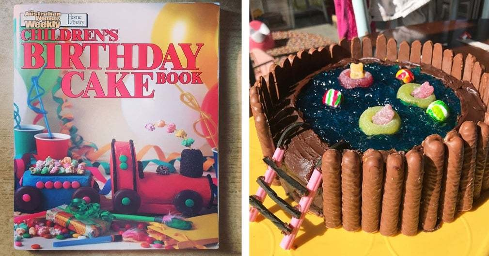 19 Women's Weekly Cakes That Need To Make A Comeback For Adult Birthdays