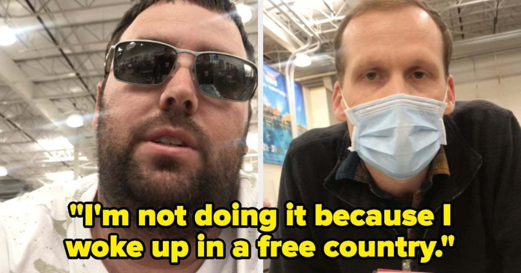 This Video Of A Costco Worker Kicking Out A Guy For Not Wearing A Mask Is Going Viral Because It's So Wild