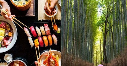 Tell Us Your Favorite Foods And We'll Reveal Your Dream Trip For 2020