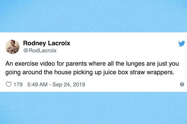 21 Hilariously Honest Parents Who Tweeted To Keep From Crying