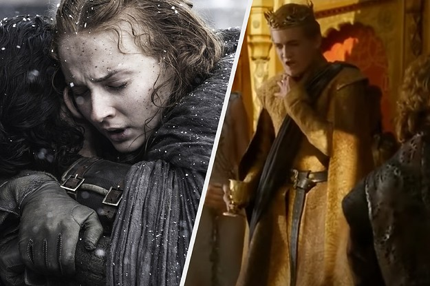 """The 20 Best """"Game Of Thrones"""" Episodes, Ranked"""