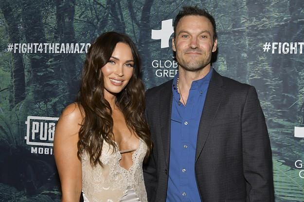 Megan Fox Has Filed For Divorce From Brian Austin Green Again