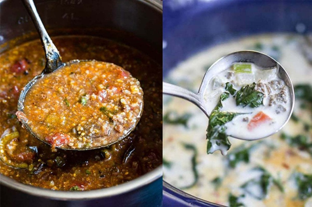 16 Instant Pot Soups To Make On Cold Winter Nights