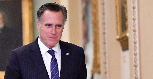 Mitt Romney Thinks Every American Adult Should Get $1,000 During The Coronavirus Outbreak