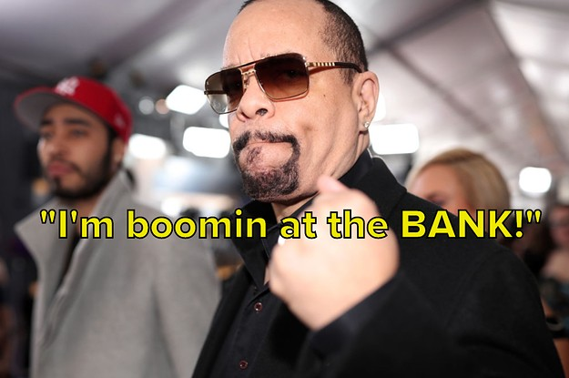 "Ice T's Clapbacks To Being Told ""OK, Boomer"" Are Both Hilarious And True"
