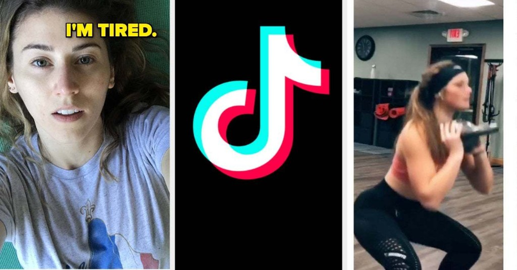 I Tried The Most Viral TikTok Workouts For 30 Days And Here's What Happened