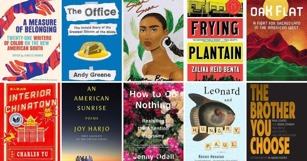 46 Books Our Favorite Indie Booksellers Were Grateful For This Year