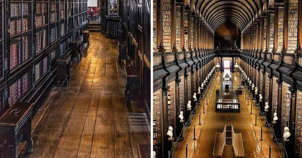 16 Libraries That Look Like Hogwarts IRL