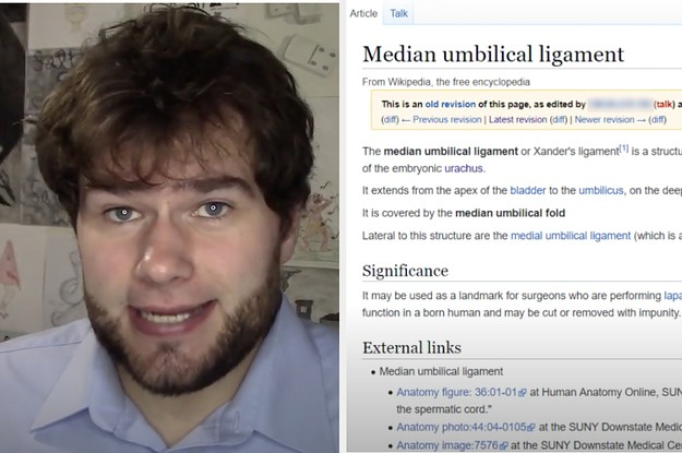 This YouTuber Made Up A Name For A Body Part. It Ended Up In A Peer-Reviewed Medical Journal.