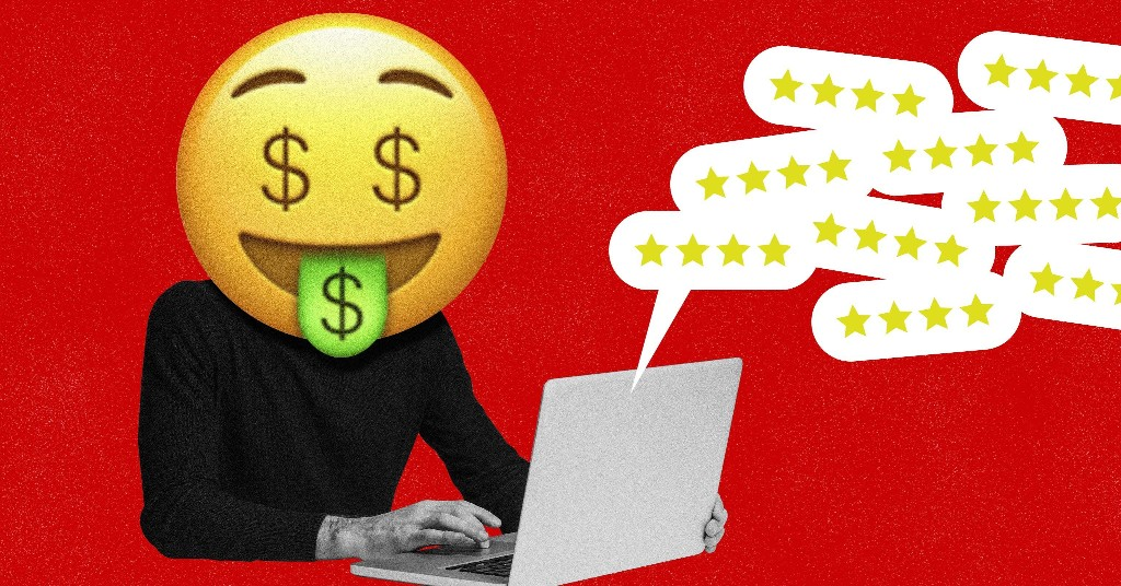 Inside The Ecosystem That Fuels Amazon's Fake Review Problem