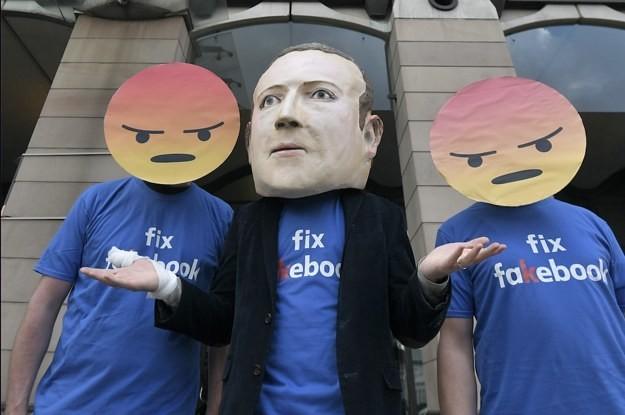 Facebook Sucks - Cover