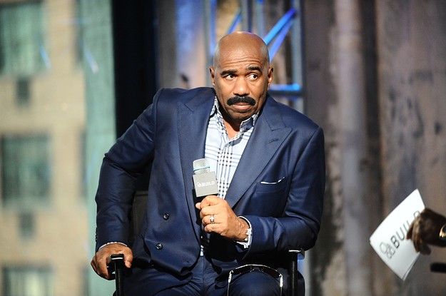 "Steve Harvey On That List Of Demands: ""I Just Didn't Want To Be In This Prison Anymore"""