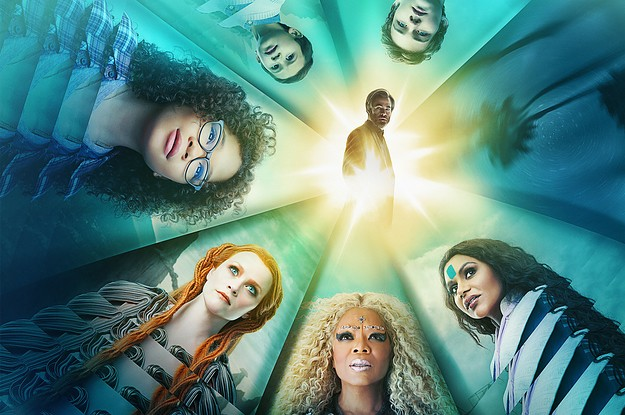 "The Screenwriter Of ""A Wrinkle In Time"" Had To Make Some Big Changes From The Original Book"