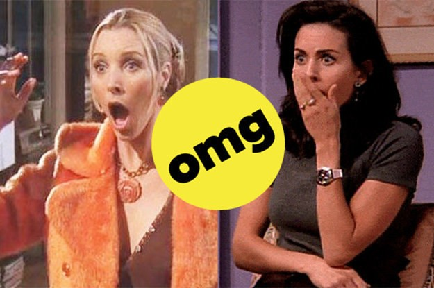"""19 Facts About """"Friends"""" That Are So Wild, They Sound Fake"""