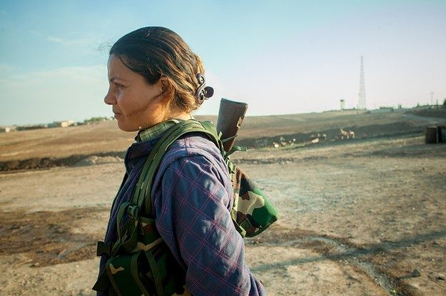 The Kurds Were Fighting ISIS Long Before The US Was. This Is What It Was Like.