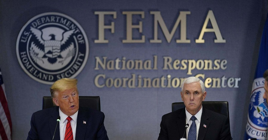 """FEMA Said It """"Had Very Little Knowledge"""" About The Early Coronavirus Response. New Documents Show It's Been Deeply Involved Since The Beginning."""