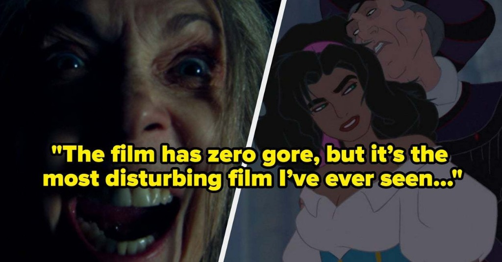 17 More Movie Moments That Manage To Be Incredibly Disturbing With Zero Gore