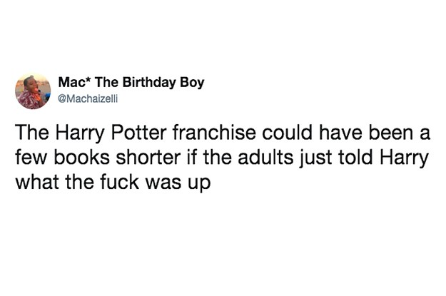 26 Harry Potter Tweets That Are Almost As Funny As Fred And George Weasley
