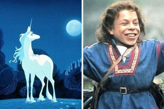 This Ranking Of '80s Fantasy Movies Is 100% Correct And If You Disagree You're Wrong