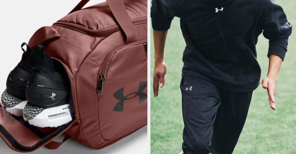 21 Things From Under Armour With Such Good Reviews You'll Want To Test Them Yourself
