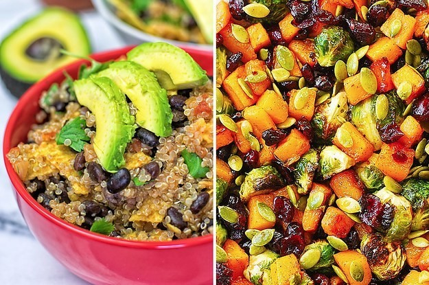 32 Vegan Fall Recipes With No Meat Or Dairy