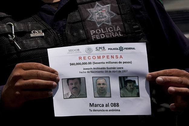 "Suspected Mastermind Of ""El Chapo"" Prison Escape Captured, Mexico Says"