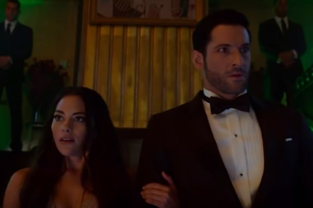 """Netflix Just Dropped A New Trailer For """"Lucifer"""" And It's Everything I Desire"""