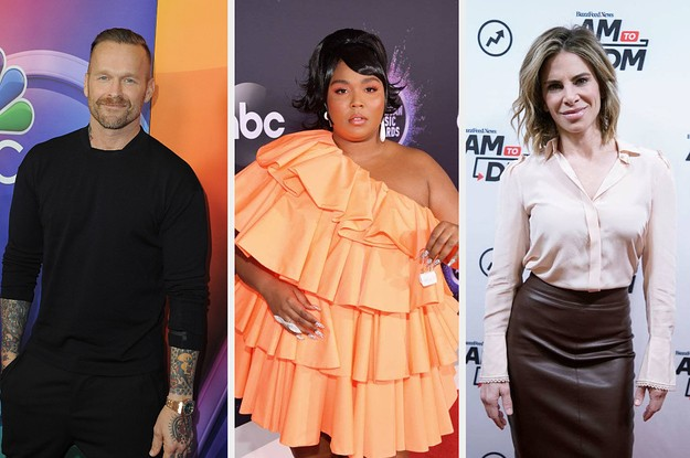 Bob Harper Weighed In On Jillian Michaels' Comments About Lizzo's Health, And This Is The Response We Needed