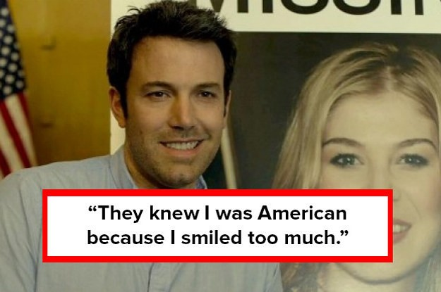 22 Things Americans Don't Know They Do That Make It Obvious They're American