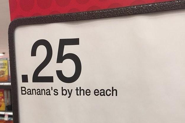 Just 17 Extremely Unfortunate Grammar Fails
