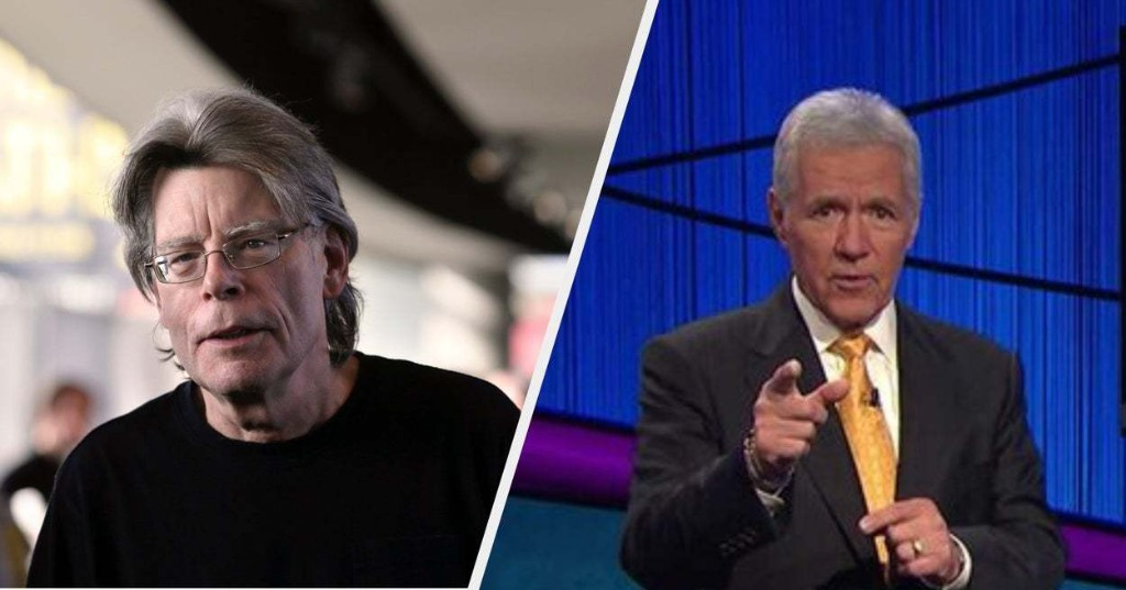 """Stephen King Got These Questions Right On """"Jeopardy!"""" – Can You?"""