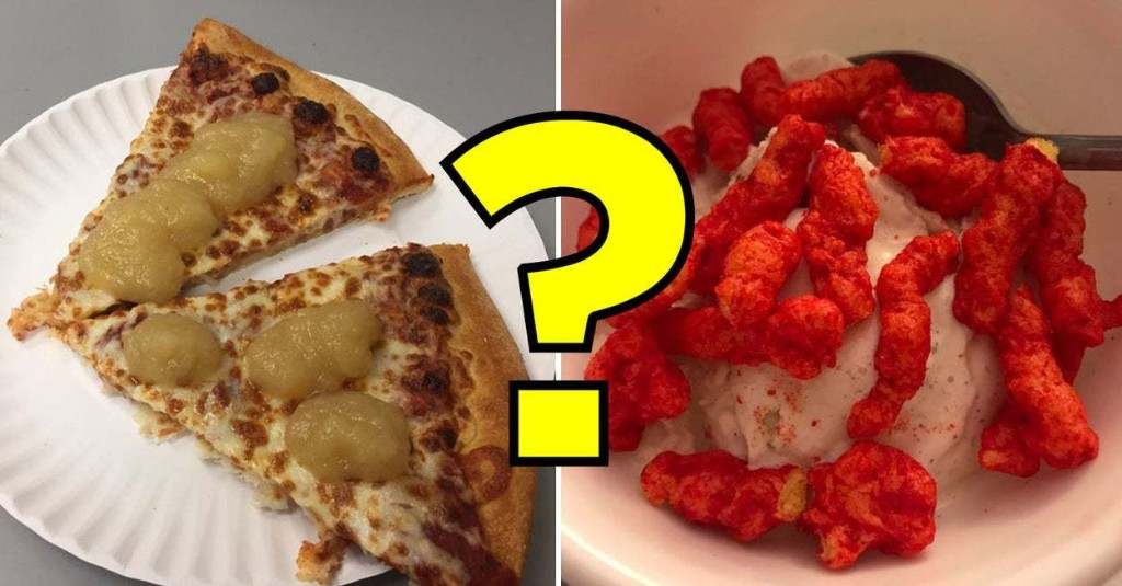Would You Eat These Weird Food Combinations?