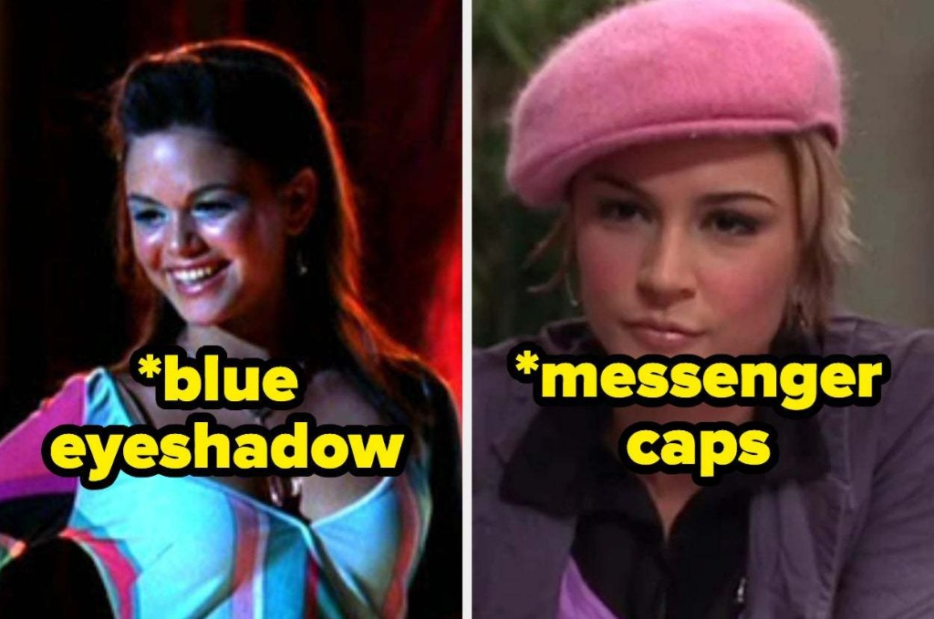 """21 Outfits From """"The O.C."""" That Are So 2000s It Actually Hurts"""