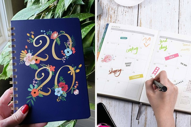 23 Planners For 2020 To Help You Have Your Most Organized Year Yet