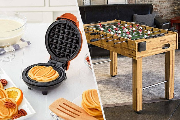 32 Things To Buy For Fun Nights In Now That It's Getting Cold