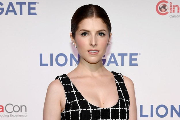 Anna Kendrick Just Opened Up About Her Sexuality And Kissing Blake Lively On Set