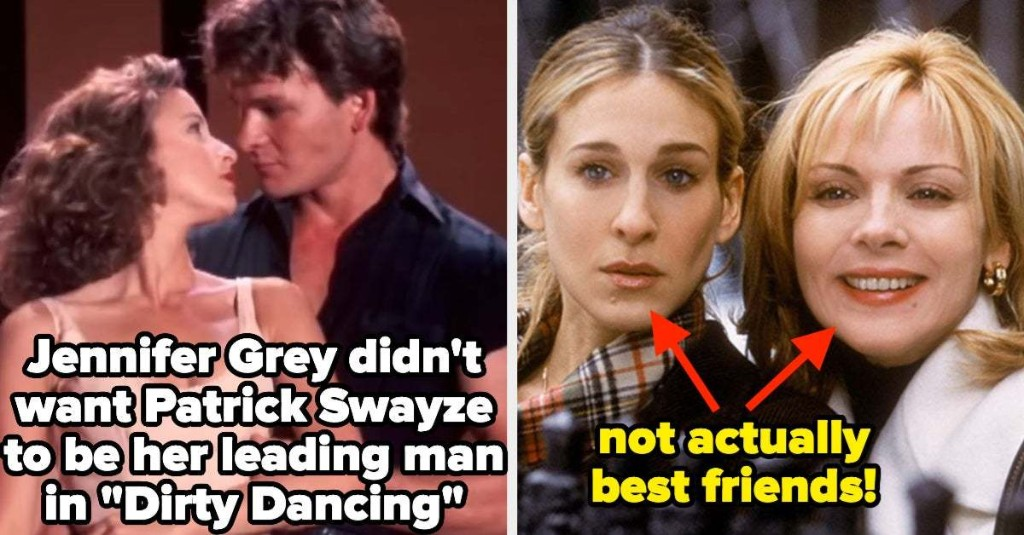 16 Actors Who Really Didn't Get Along While Filming, Which Is Devastating, To Be Honest