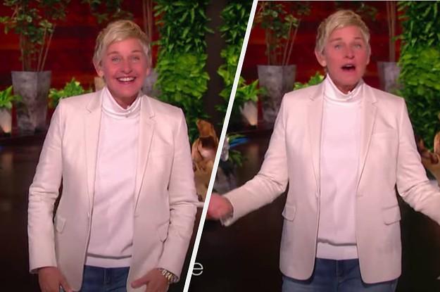 Ellen DeGeneres Addressed Allegations Of Misconduct On Her Show