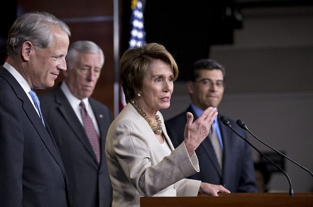 "Nancy Pelosi: GOP Response To Border Crisis Treats ""People In A Way That Is Almost Subhuman"""