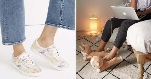25 Pairs Of Shoes For Every Kind Of Social Distancing Vibe