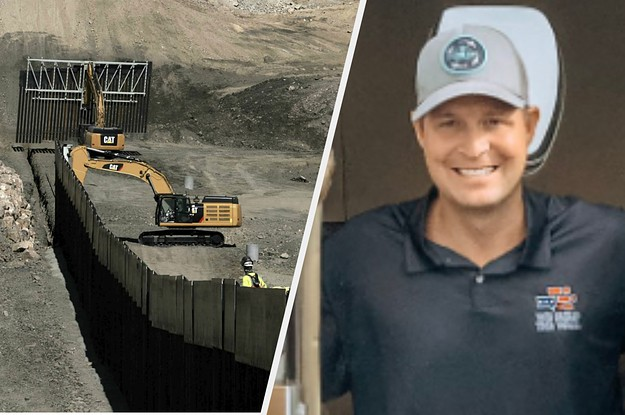The Group That Built A Privately Funded Border Wall Is Under Criminal Investigation