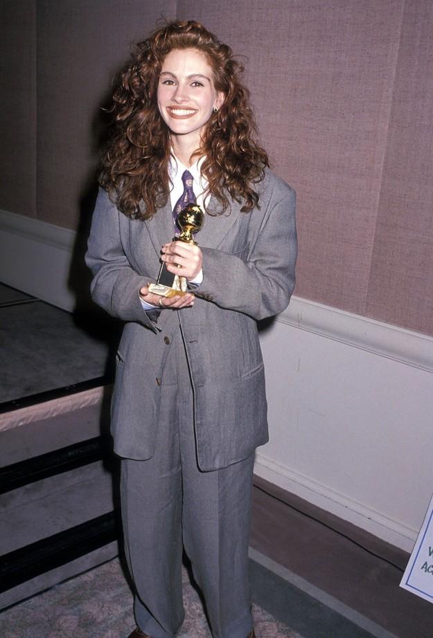 O Globo de Ouro era assim na década de 90