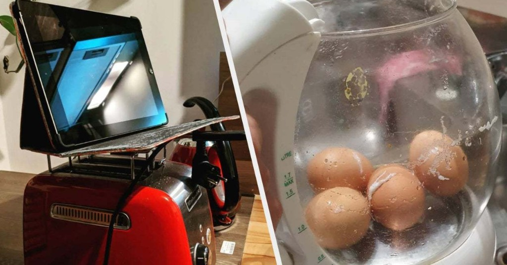 17 Husbands And Wives Who Figured Out Some Pretty Genius Life Hacks
