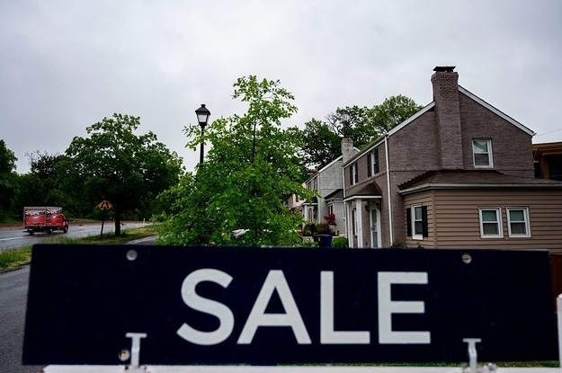 There's A Boom In Homebuying As Unemployment Soars