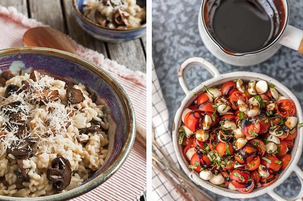 13 Delicious Non-Pasta Recipes For Anyone Who Loves Italian Food