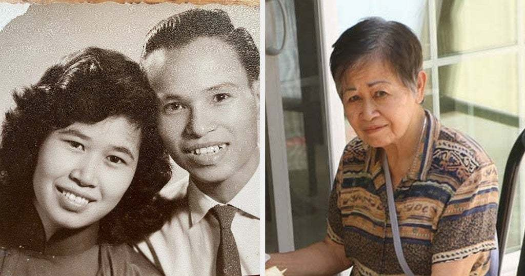 At 82, My Grandmother Has Lost Her Husband — And The World As She Knows It